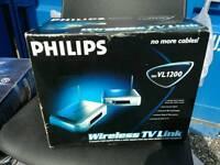 Phillips wireless tv link