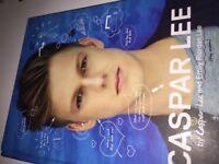 'Caspar Lee' by Caspar Lee and Emily Riordan Lee