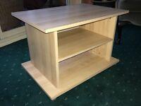 Ikea Wooden TV Unit