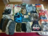 Boys 3-6m clothes bundle