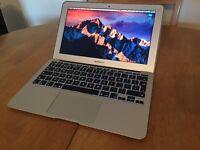 """MacBook Air 11"""" 2011, i5, 120GB SSD, w/ In Case Sleeve & PSU"""