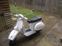 2013 Vespa px125 for sale