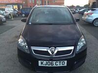 Vauxhall Zafira 1.8 i 16v Active 5dr 6 MONTH WARRANTY,12 MONTH MOT