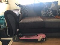 Pink Electric Scooter (make EScooter)