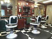 Professional Barber required to join our busy team