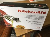 Kitchen aid spiralizer . New never opened. Reduced!