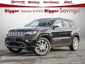 2019 Jeep Grand Cherokee Overland|BTOOTH|HTD/COOL LTHR|NAV|SROOF