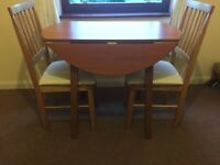 Dinning table and chairs in Ipswich