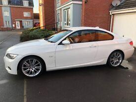 BMW 320D M-SPORT COUPE AUTO 58Reg FSH MUST BE SEEN