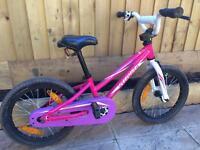 Girls 'specialized' mountain bike