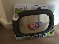 Munchkin XL baby car mirror