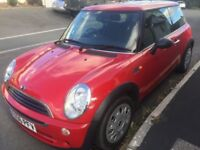 Mini One 2006. In really good condition.