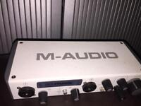 M AUDIO M TRACK