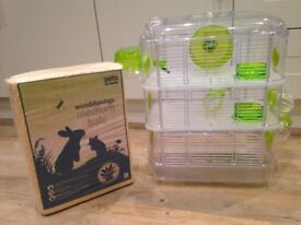 Pets At Home Hamster Animal Cage - Excellent Condition