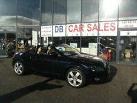 CONVERTIBLE!! 2007 57 AUDI TT 2.0 TFSI 2d 200 BHP **** GUARANTEED FINANCE **** PART EX WELCOME