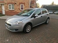 2010 FIAT GRAND PUNTO 1.4, MILEAGE 53000, MOT DEC 2017, 5 DOORS, HPI CLEAR