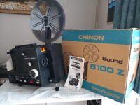 8mm cine projector