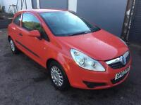 2007 Vauxhall Corsa Life 998cc MOT February, 2 Keys, Good Condition! Low Insurance Group!