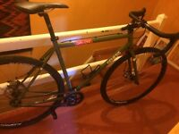 Genesis Day One Disc 54cm Single Speed Cyclo-Cross Bike