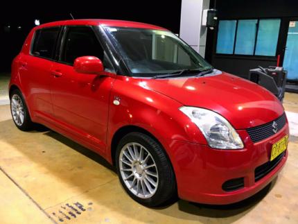 Suzuki Swift VVTI Low Kms full power Options AirCon Alloy Wheels
