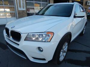 2013 BMW X3 xDrive28i*TOIT PANORAMIQUE*CUIR*MAGS*BLUETOOTH*