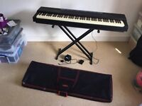 Yamaha P70 Stage Piano w/ Stand and Gigbag
