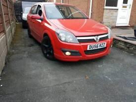 Vauxhall Astra 1.9 Sri xpack