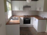 Large refurbished 2 bedroom ground floor flat