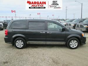 2012 Dodge Grand Caravan SXT, STOW N GO