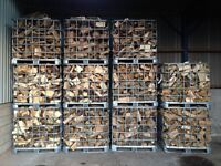 Free delivery, dry stored quality logs