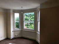 Spacious 1 bed flat in large victorian semi detached house close to Prospect Park