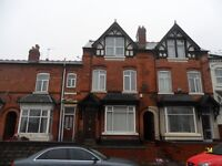 1 BEDROOM GROUND FLOOR FLAT, COUNCIL TAX & WATER INCLUDED, HANDSWORTH, CROCKETTS RD