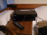 2x faulty 500gb Youview boxs dtr t1000 tv recorder