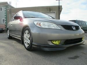 2005 Honda Civic Coupe DX
