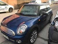 BMW Mini Cooper r56 breaking for parts