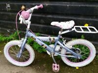 Pedal Puppy Girls Bike 16""