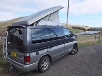 Mazda Bongo/Ford Freda 1997 4x4 2.5 Turbo Diesel Fully equipped for touring!!