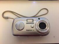 Samsung Digital Camera - Digimax A4