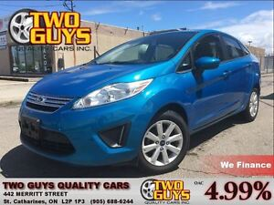 2013 Ford Fiesta SE LOW KMS!! HTD SEATS ALLOYS
