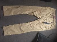 G star jeans 30/34 g star chinos 36/32 men's 50 pound for both both brand new with tags
