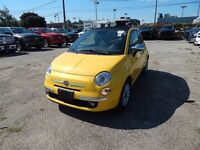 2015 Fiat 500C **BRAND NEW** CONVERTIBLE, BEATS, ONLY $20995