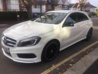 Mercedes-Benz A Class 1.5 A180 CDI AMG Sport 5dr ** MINT CONDITION**