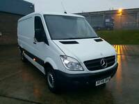 2006 (56) MERCEDES SPRINTER 311CDI MWB 136k miles READY FOR WORK NO VAT