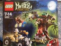 Lego Monster Fighters (9463) The Wereeolf