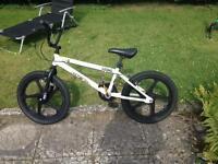 Zinc bmx bike mag wheels