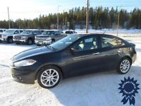 2014 Dodge Dart Limited 5 Passenger Front Wheel Drive Sedan