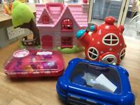 Job lot of children's toys