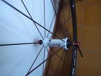 Xentis Squad carbon wheels