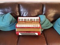 Hohner accordian for sale