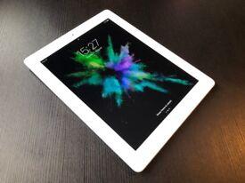 iPAD 4TH-GEN (RETINA) 16GB WHITE / SILVER £99.00